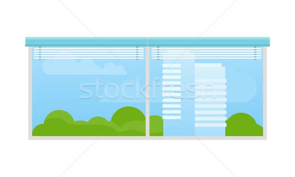 Window with Jalousie Stock photo © robuart