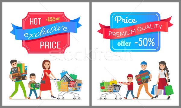 Hot Exclusive Price -15 Off Low Cost Special Offer Stock photo © robuart