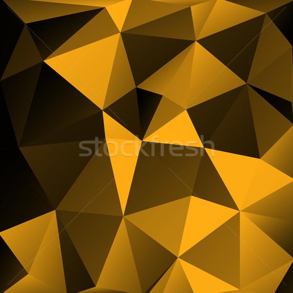 Polygonal background Stock photo © robuart