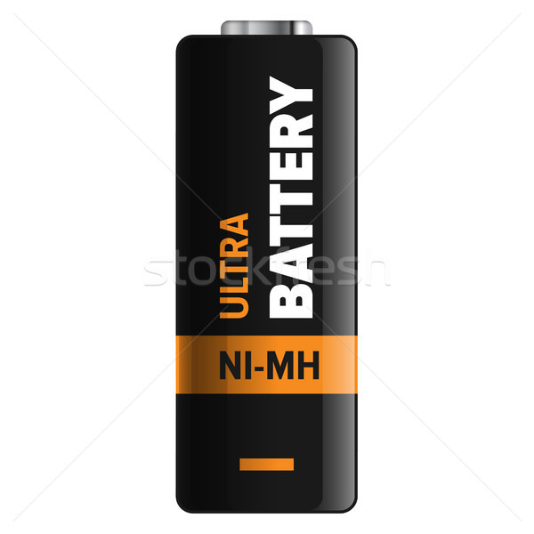 Ultra Nickel Metal Hydride Type Powerful Battery Stock photo © robuart