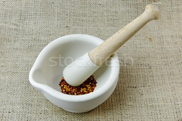 唐辛子 種子 食品 アジア 料理 メキシコ料理 ストックフォト © rogerashford