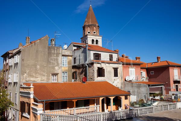 Zadar Architecture Stock photo © rognar