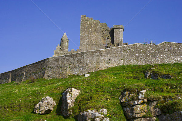 Rock of Cashel in Ireland Stock photo © rognar