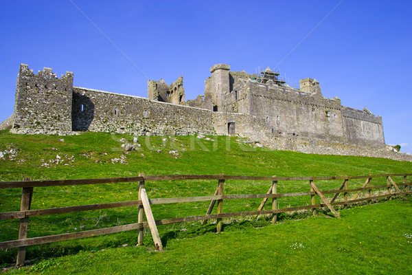 Stock photo: Rock of Cashel in Ireland
