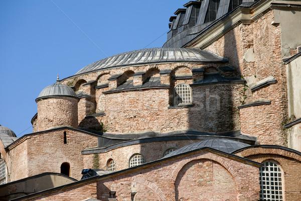 Hagia Sophia Architectural Details Stock photo © rognar