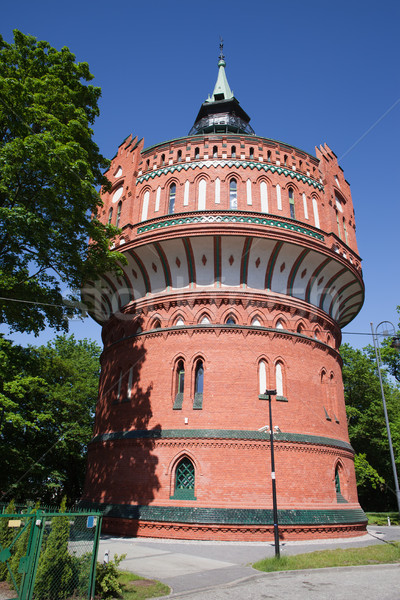 The Water Tower in Bydgoszcz Stock photo © rognar