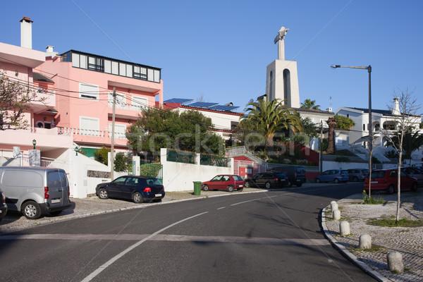 Almada in Portugal Stock photo © rognar