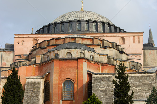Hagia Sophia Byzantine Architecture Stock photo © rognar