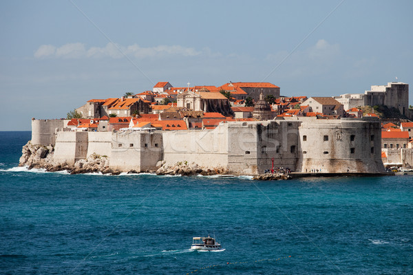 Stock photo: Dubrovnik Old City