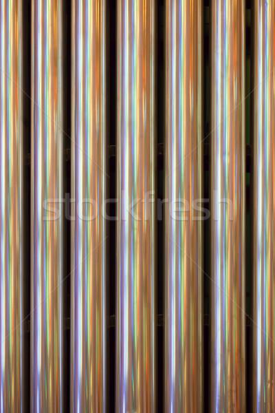 Organo tubi texture splendente chiesa pipe Foto d'archivio © rognar