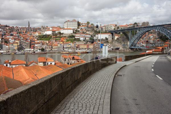 City of Porto in Portugal Stock photo © rognar