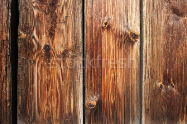 Retro Wood Plank Backgroud with Beautiful Texture Stock photo © rognar