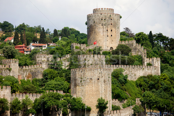 Rumeli Castle Stock photo © rognar