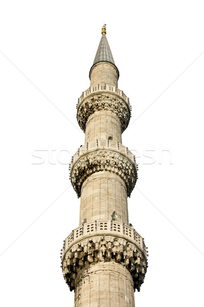 Minaret Stock photo © rognar