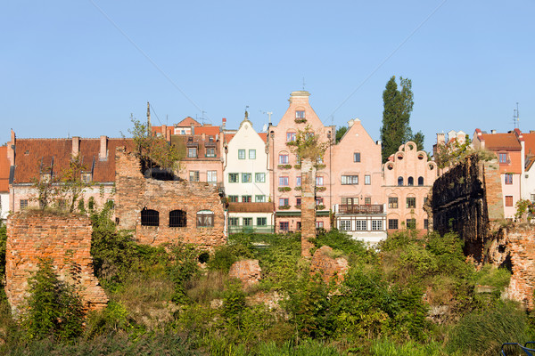 Gdansk in Poland Stock photo © rognar