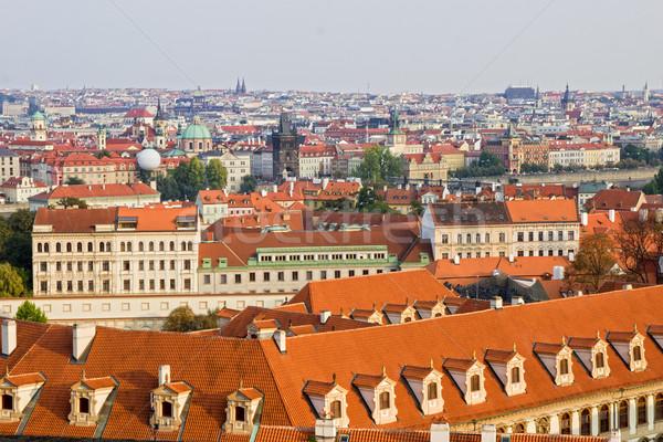Prague Cityscape Stock photo © rognar