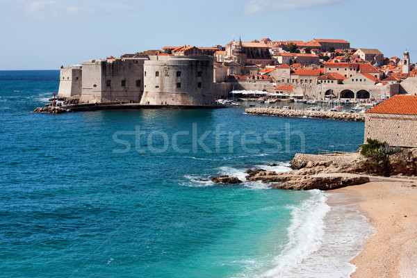 Dubrovnik Old City Stock photo © rognar