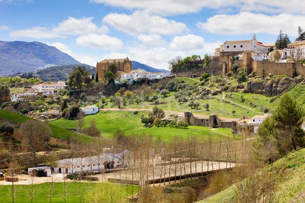 Andalusia Landscape Stock photo © rognar