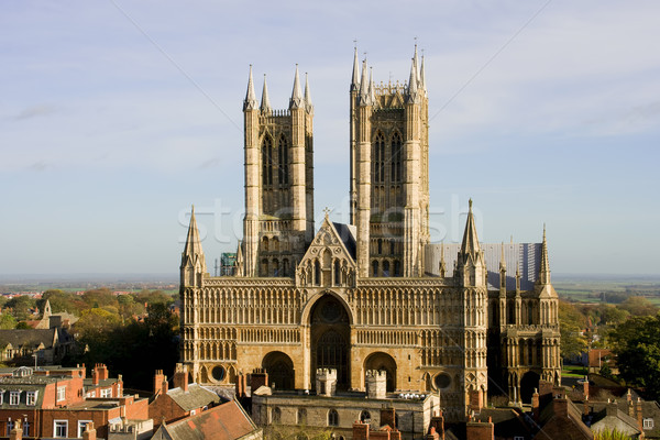 Lincoln Cathedral Stock photo © rognar