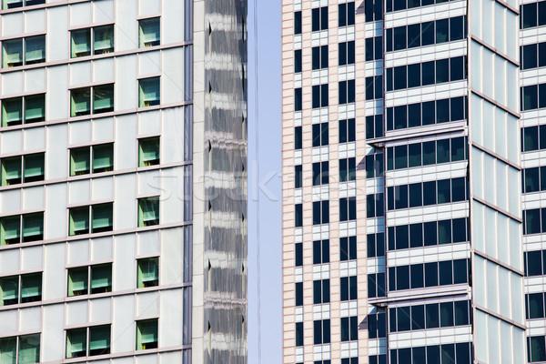 Modern Architecture Stock photo © rognar
