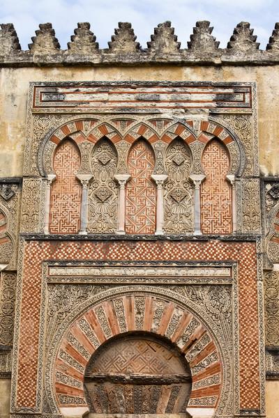 Mezquita Islamic Facade Stock photo © rognar
