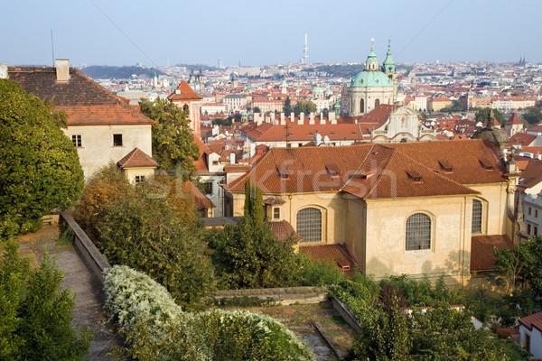 Prague Stock photo © rognar
