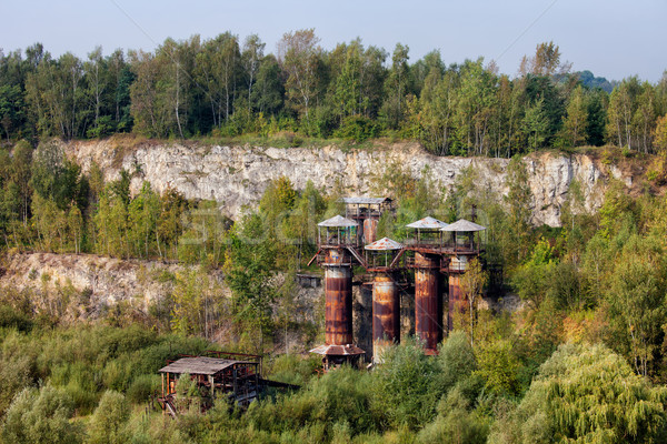 Liban Quarry in Krakow Stock photo © rognar