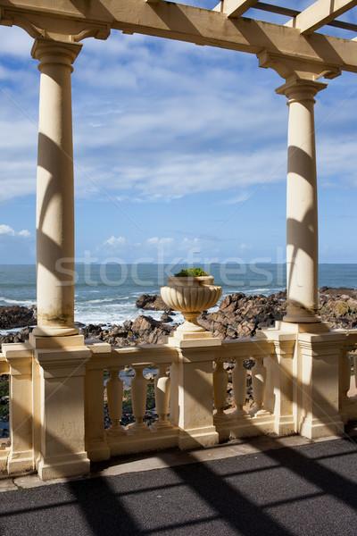 Pergola da Foz in Porto Stock photo © rognar