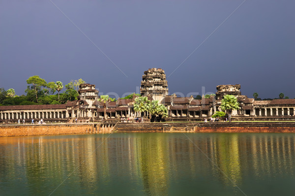 Angkor Wat Stock photo © rognar