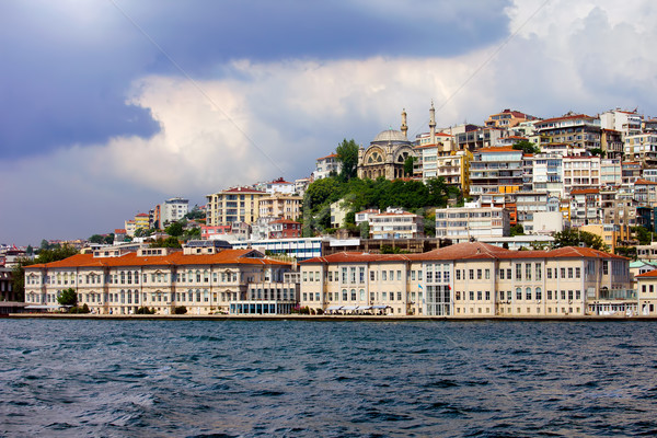 City of Istanbul Cityscape Stock photo © rognar