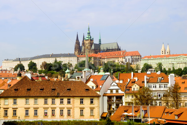 Prague Stock photo © rognar