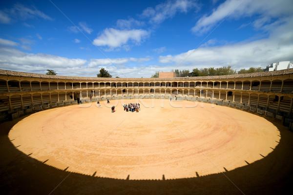 ストックフォト: 1 · アリーナ · スペイン · 旅行 · アーキテクチャ