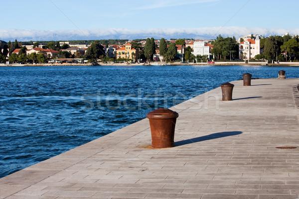 Zadar Waterfront Stock photo © rognar