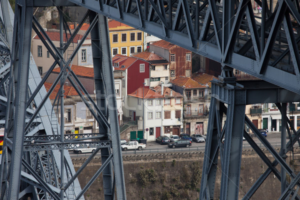 Urban Scenery of Porto in Portugal Stock photo © rognar