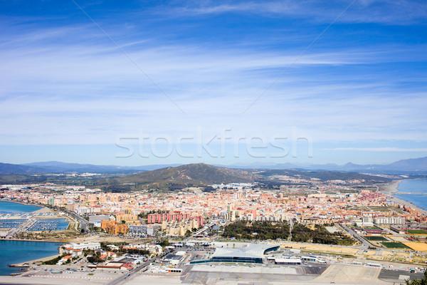 La Linea de la Concepcion in Spain Stock photo © rognar