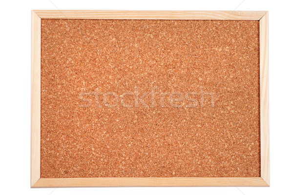 Empty Memo Board Stock photo © rognar