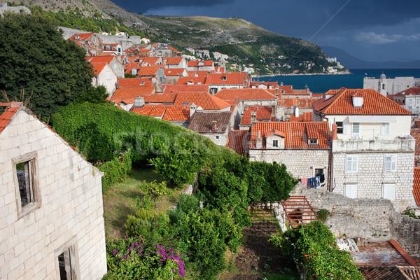 Dubrovnik Old City Stock photo © rognar