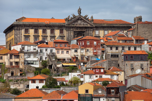 City of Porto in Portugal Stock photo © rognar