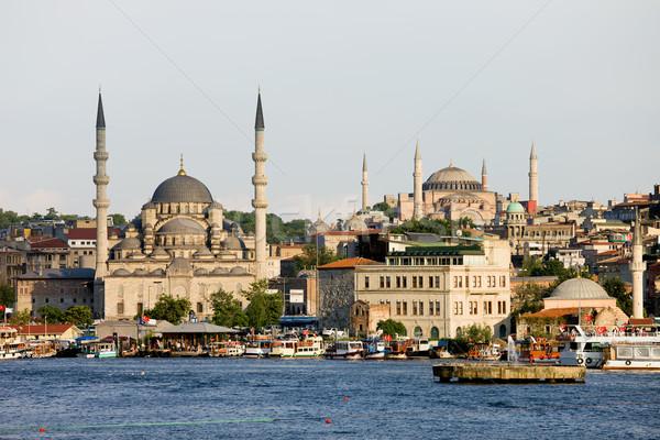 City of Istanbul Stock photo © rognar