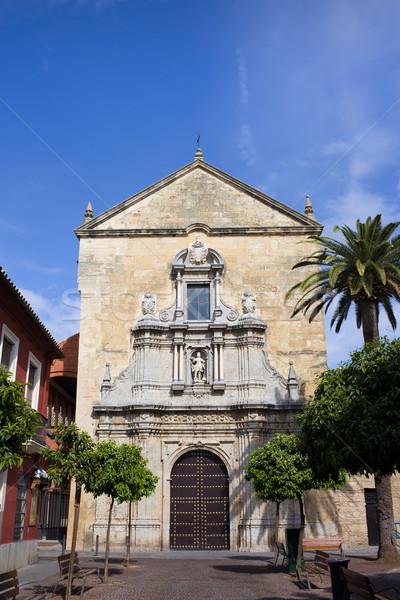 San Francisco Church in Cordoba Stock photo © rognar