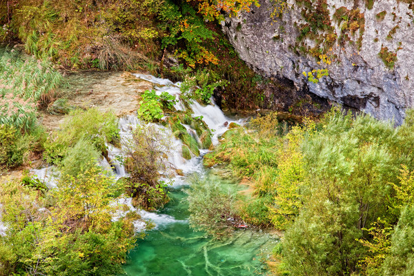 Mountain Stream Scenery Stock photo © rognar