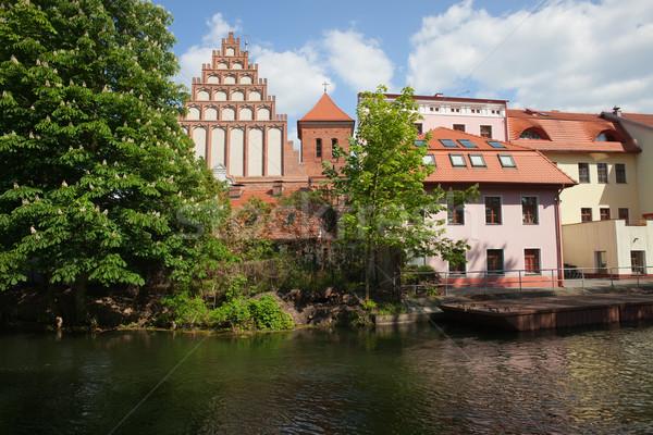 Bydgoszcz Cityscape Stock photo © rognar