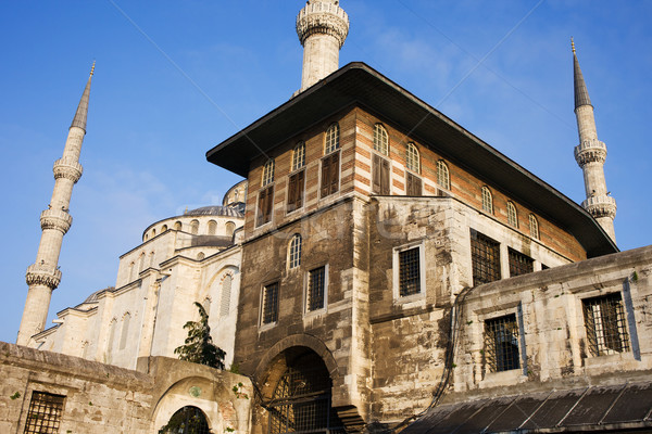 Old Istanbul Stock photo © rognar