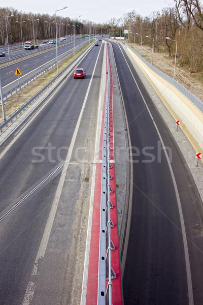 Motorway Stock photo © rognar