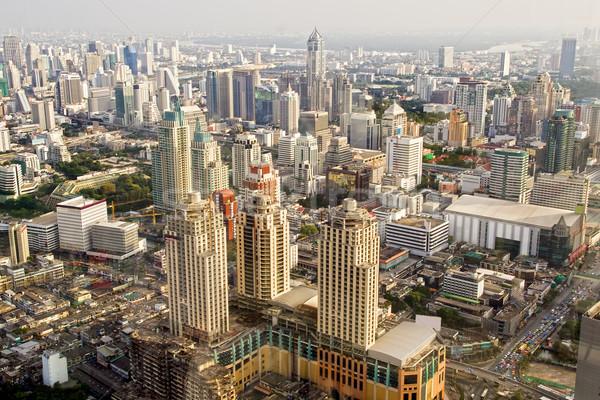 Bangkok Metropolis in Thailand Stock photo © rognar