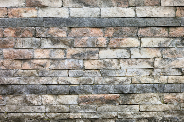 Marble Brick Wall Texture Stock photo © rognar