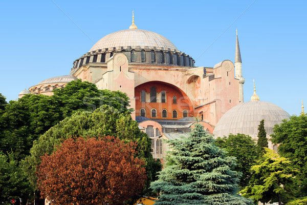 Hagia Sophia Stock photo © rognar