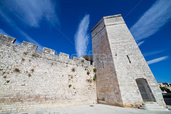 Captain's Tower in Zadar Stock photo © rognar