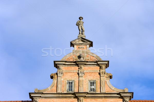 Ornate Attic Stock photo © rognar