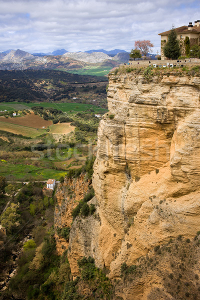 Andalusia Landscape Stock photo © rognar